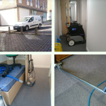 Carpet Cleaning at Lancaster University