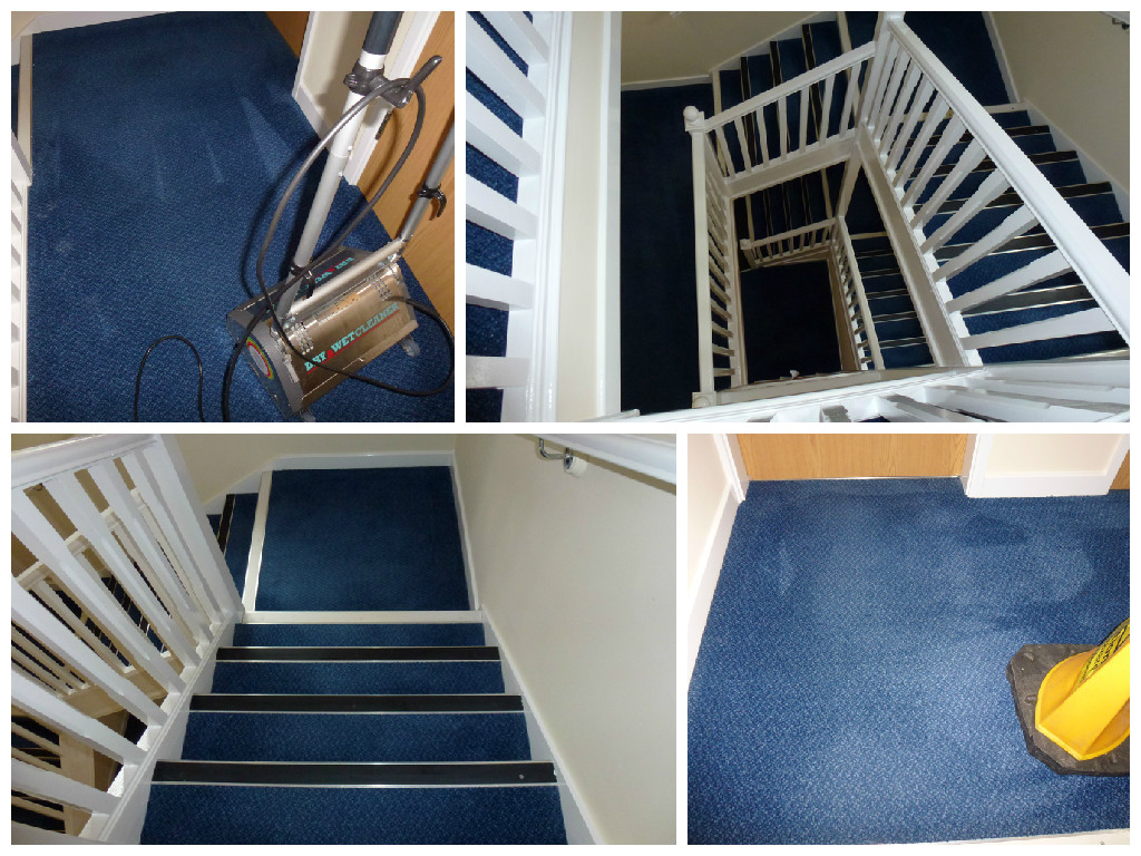 Apartments Communal Area Carpet Cleaning