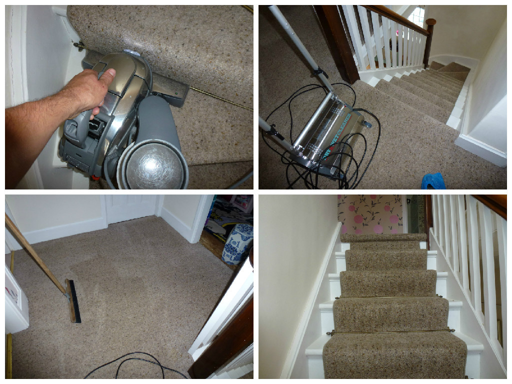 Stair Carpet Clean